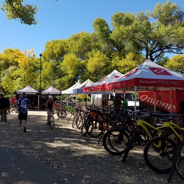 Demo Bikes at Prescott Mountain Bike Festival